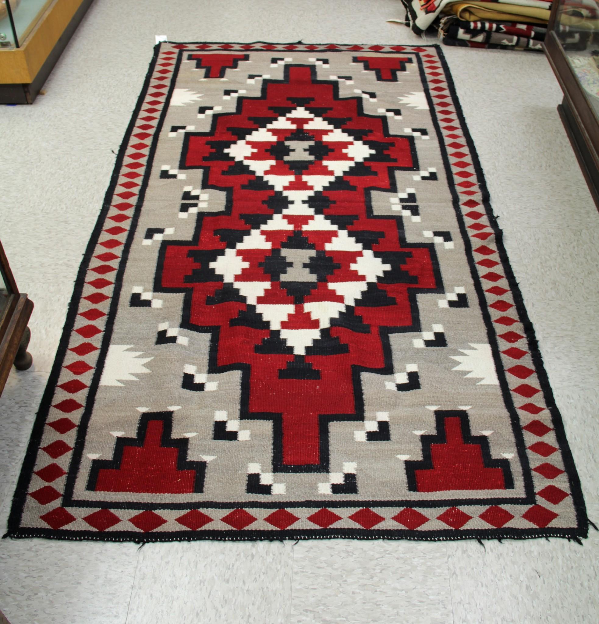 Antique Modern Navajo Rugs